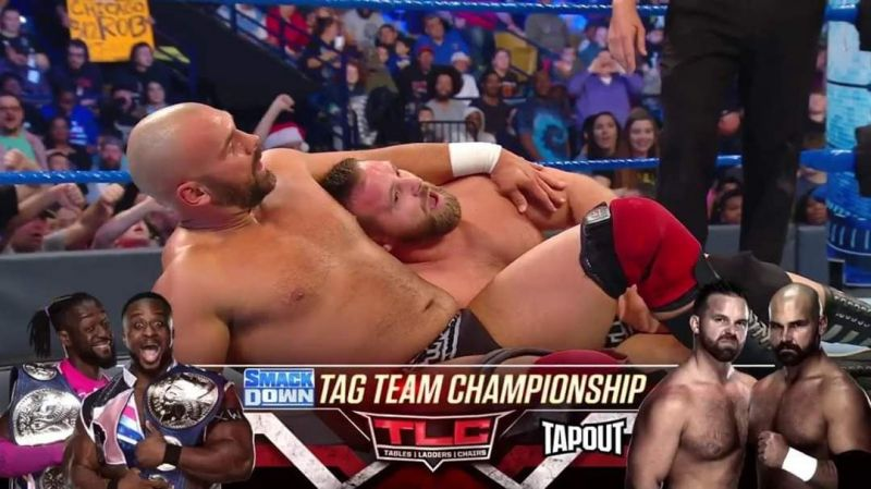 The Revival face The New Day at TLC for the SmackDown Tag Team titles