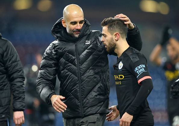 Guardiola will be eager for a win in the derby