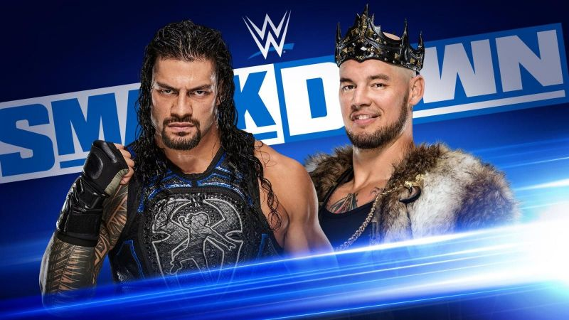 Will King Corbin deliver on his promise and humiliate The Big Dog?