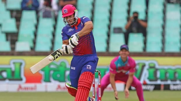 Janneman Malan continues to deliver at the top for the Cape Town Blitz