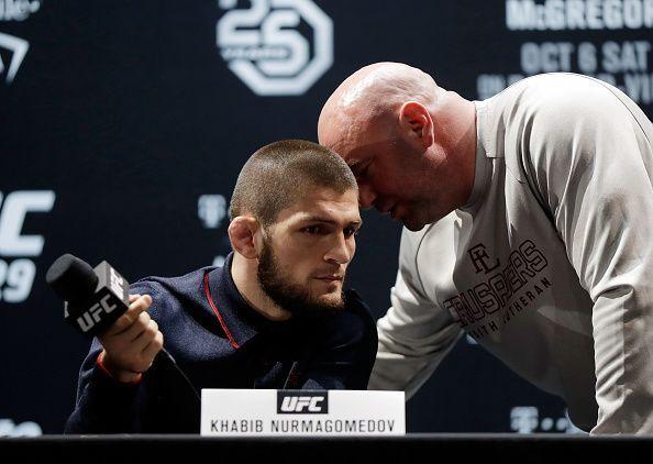 UFC Press Conference