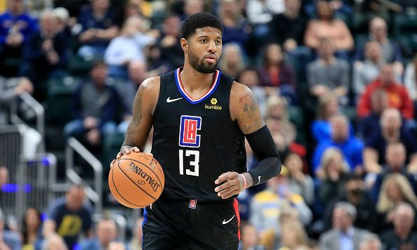 Paul George has returned to form over the past two weeks