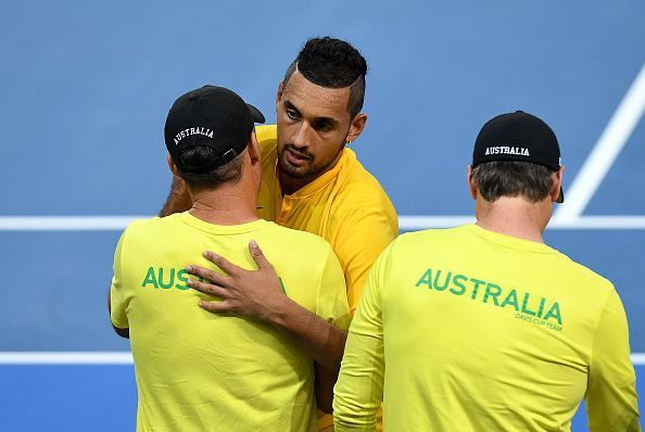 The Australian team will draw confidence from its bench strength