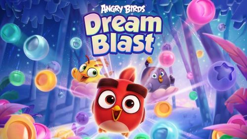 Angry Birds Dream Blast (Image: Angry Birds, YouTube)