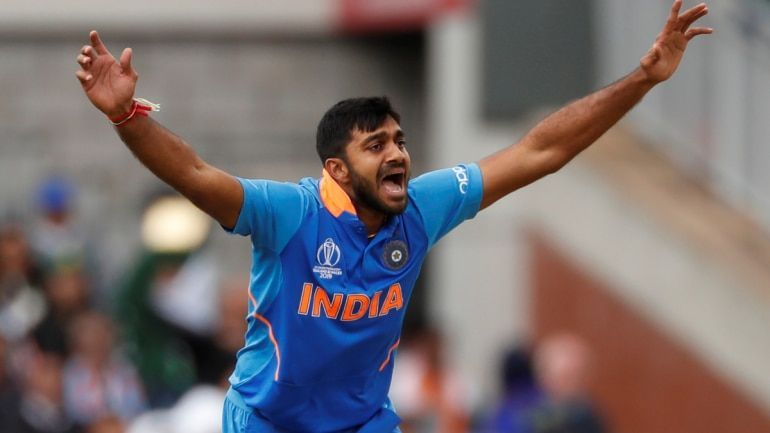 Vijay Shankar will captain Tamil Nadu in the upcoming Ranji Trophy season