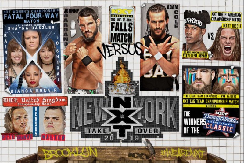 Image result for nxt takeover new york