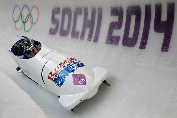 Bobsleigh - Sochi Winter Olympics 2014