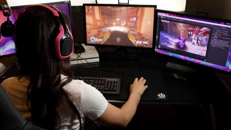 Image result for game streamer