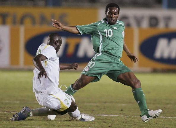 African Cup of Nations Third Place Playoff Senegal v Nigeria