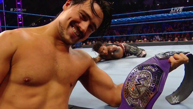 WWE 205 Live Results (December 6th, 2019): Lio Rush in action, Angel Garza sends a message
