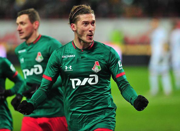 FC Lokomotiv Moscow vs FC Dynamo Moscow - Russian Premier League
