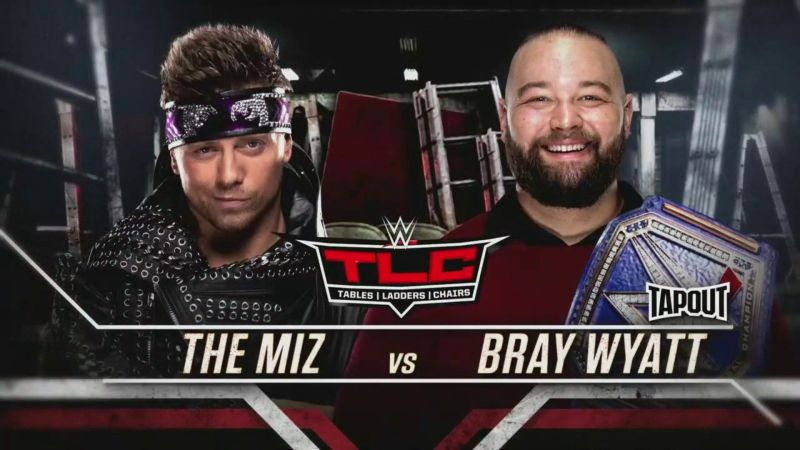 The Miz vs Bray Wyatt
