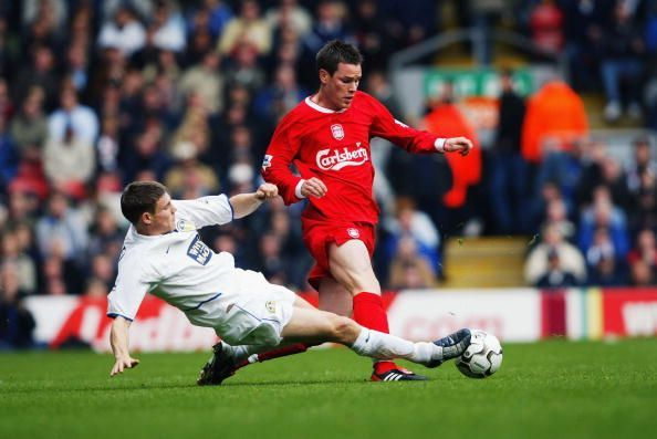 Milner has been on the footballing stage since 2002