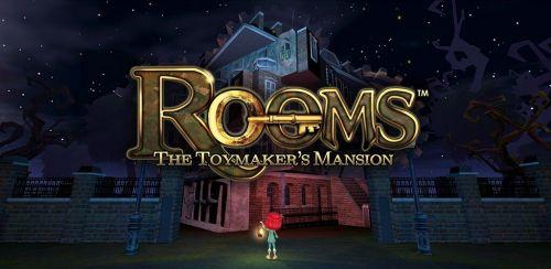ROOMS: The Toymaker's Mansion (Image: appunwrapper.com)