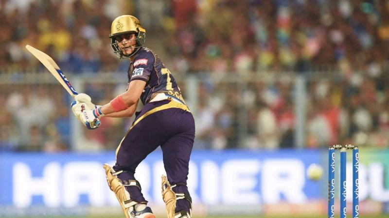 Gill might start the season with Narine for KKR in 2020