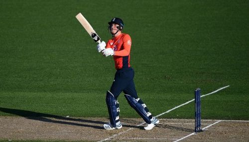 New Zealand v England - T20: Game 4
