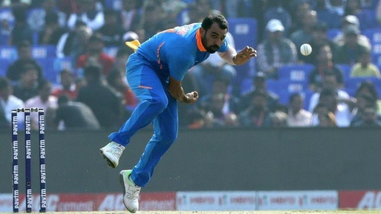 The leading wicket-taker of 2019 - Mohammed Shami
