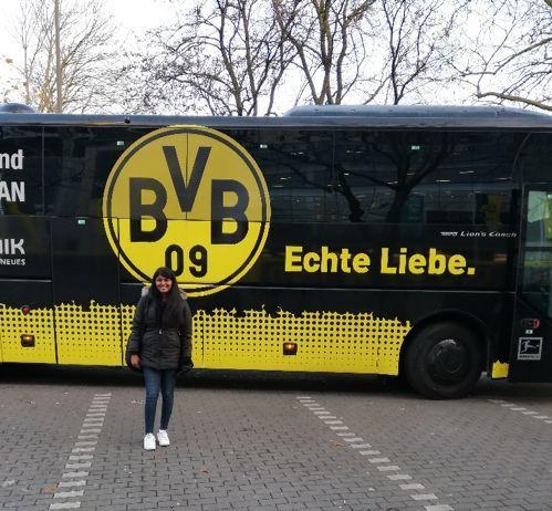 BVB Team Bus