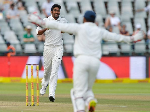 Bumrah claimed a hat-trick against West Indies in 2019 at Sabina Park