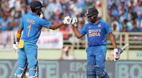 रोहित और राहुल