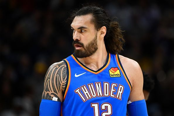 Steven Adams is among the players being linked with a trade away from the Oklahoma City Thunder