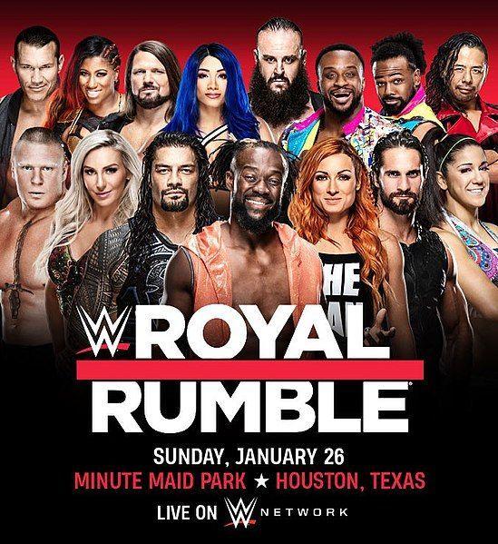 Royal Rumble 2020!
