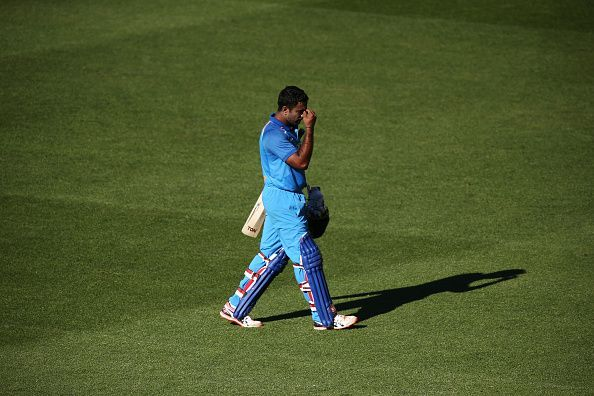 Ambati Rayudu was also tried at No.4 in ODIs and backed by Kohli but was dropped before the World Cup