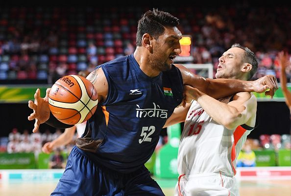 Basketball - Commonwealth Games Day 3