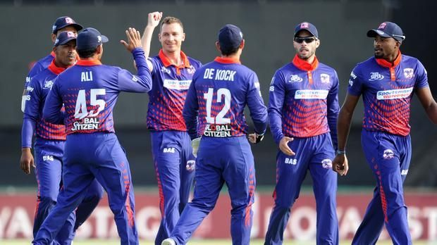 Cape Town Blitz will be hoping to get a win to seal a playoffs spot in the MSL 2019
