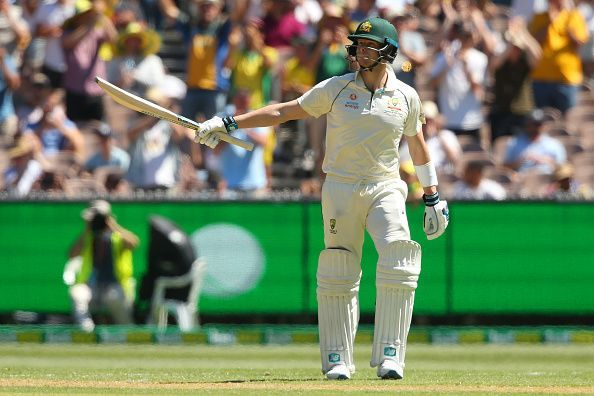 Steve Smith found his groove back at the MCG