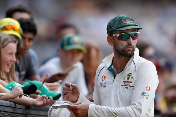 Nathan Lyon has ruled out the possibility of taking a rest for the third Test ahead of Shane Warne
