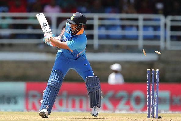 Rishabh Pant desperately needs some runs under his belt.