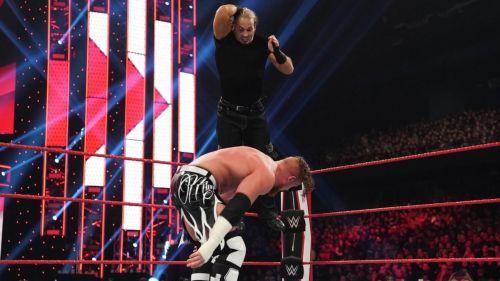 Matt Hardy took on Buddy Murphy on last week's RAW