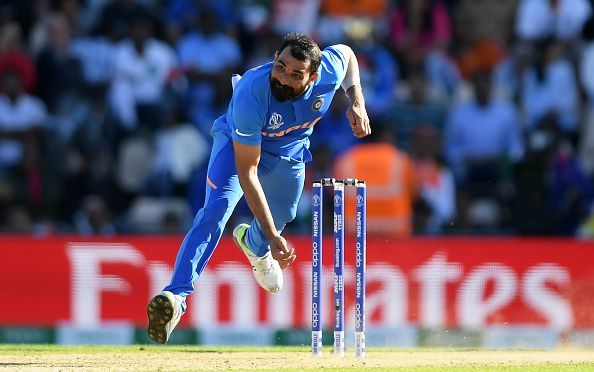 Mohammad Shami had a dream run in 2019, becoming the highest wicket-taker in ODIs with 42 wickets.