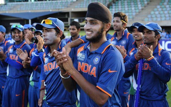 ICC U19 Cricket World Cup 2012 - Semi Final: India v New Zealand