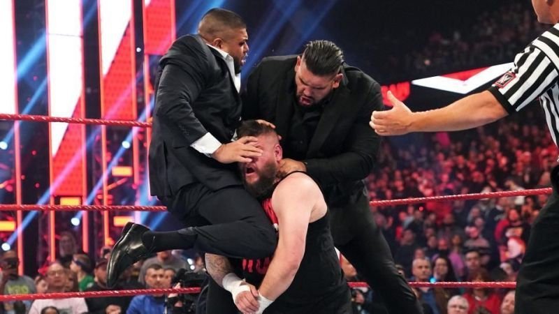 Akam and Rezar returned to Raw this week and seemingly helped Seth Rollins