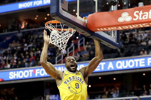 Andre Iguodala has not played since the 2019 NBA Finals