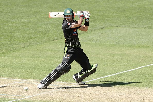 Maxwell had taken an indefinite break from cricket citing mental health issues