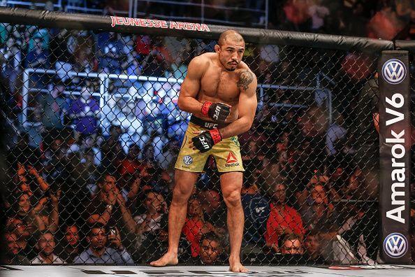 UFC 237: Aldo v Volkanovski