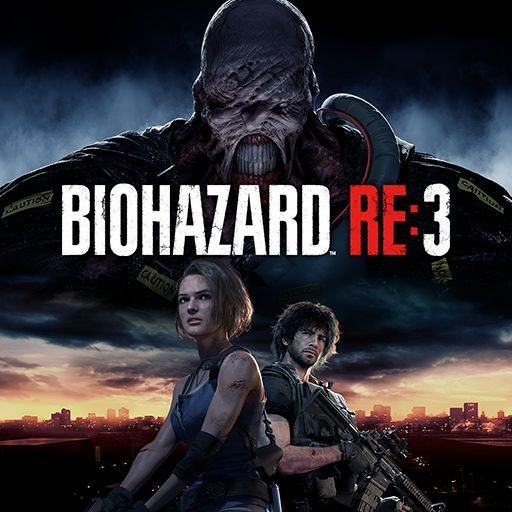 RE 3 remake cover art leaked on PS store