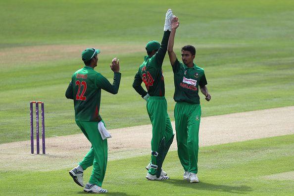 बांग्लादेश अंडर-19 टीम
