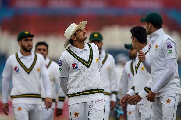 पाकिस्तान-श्रीलंका पहला टेस्ट