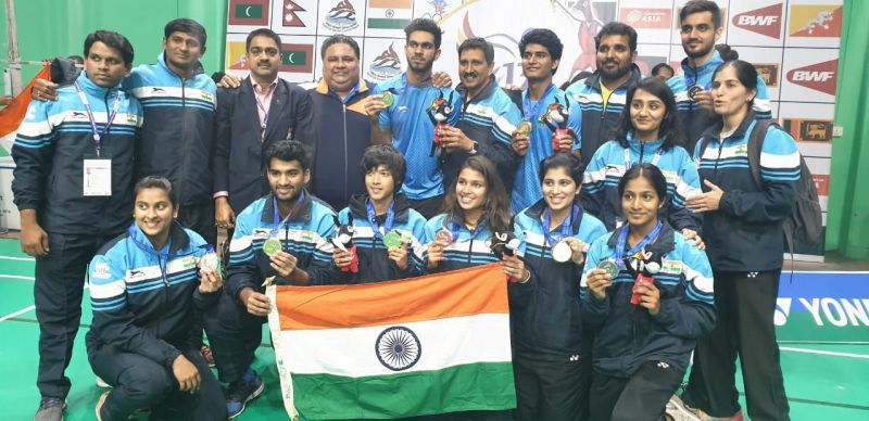 भारत ने छठे दिन 19 गोल्ड मेडल जीते