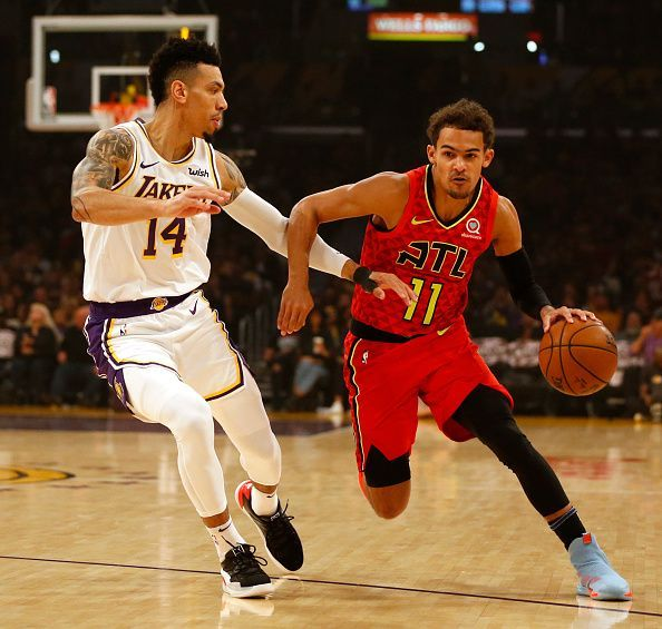 Trae Young is the real deal down in Atlanta