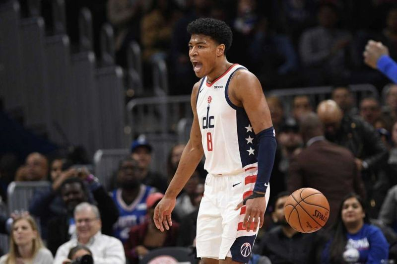 Rui Hachimura had a game to remember