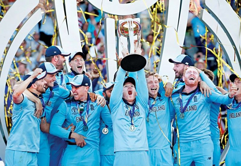 The extraordinary rags-to-riches rise of English ODI team saw them lift their maiden World Cup