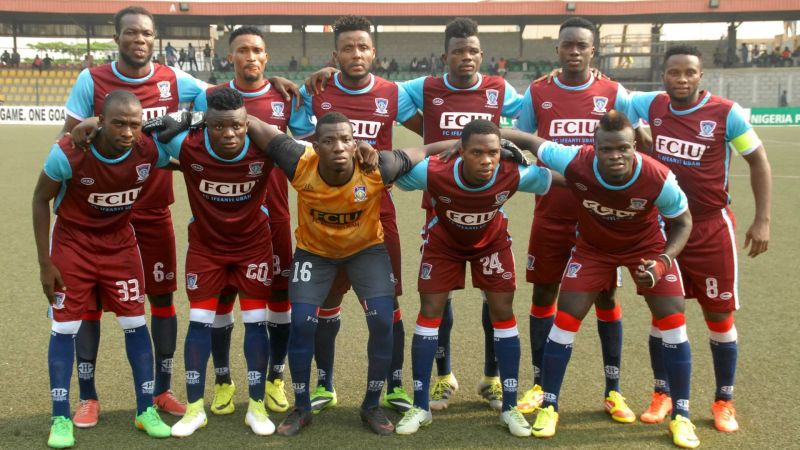 Ifeanyi Ubah F.C players.