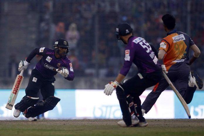 Match 21- Dhaka Platoon vs Chattogram Challengers