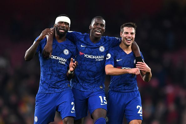 Chelsea pulled off a fantastic comeback