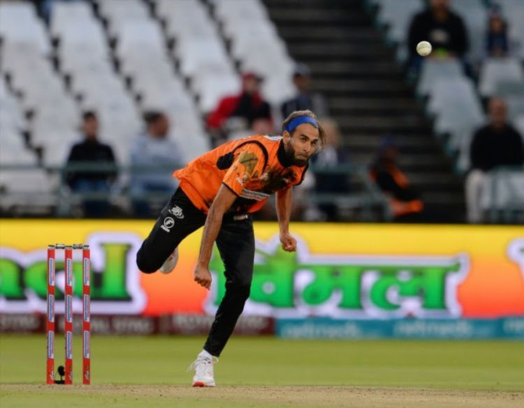 Imran Tahir rose above Dale Steyn in the overall wickets tally